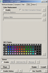 Color Tab